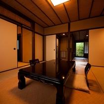 【特別室】《湘南亭》客室一例
