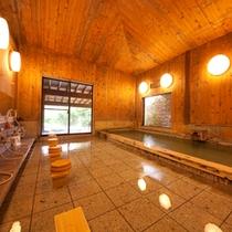 【露天風呂付き大浴場】