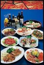 宴会 料理例①