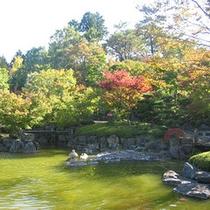 *桜山公園 庭園