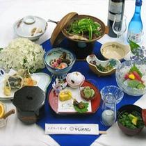 *お料理(一例)