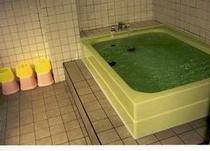 浴場の一部