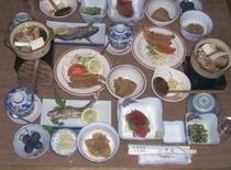 お食事の一例
