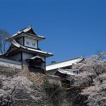 「石川門」