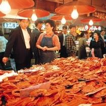 「近江町市場」