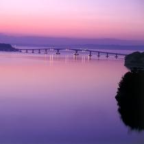 「能登島大橋」