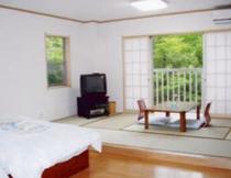 和洋18畳の客室(和室)