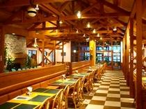 レストラン「スノーチャイルド」