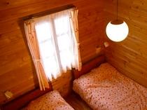ベッドタイプのお部屋