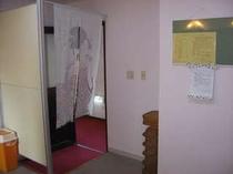 男性用&女性用更衣室改装いたしました。