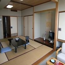 ☆海側和室10畳・広縁付き☆