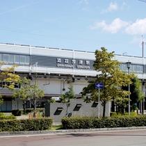 *JR近江今津駅目の前!徒歩1分です♪