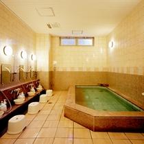 *【大浴場】ゆったりご入浴いただける大浴場はお客様に大好評!