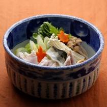 虎ふぐ鍋(冬)