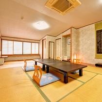*和室16畳(客室一例)/グループや大家族でのご旅行に◎大人数で愉しいご旅行をお過ごし下さい。