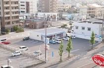 JR君津駅前