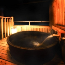 露天風呂付和室
