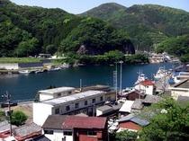 佐須奈風景