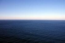 韓国うっすら海