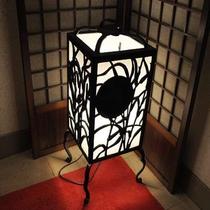 【廊下】各階にある灯篭シリーズ