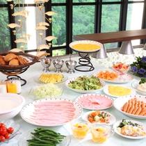【イメージ】朝食バイキングのイメージ写真