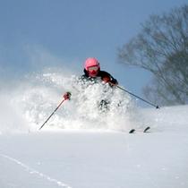 スキーシーズンは八幡平へ