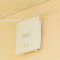 全室で無線LANがご利用いただけます。