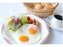ビジネス朝食