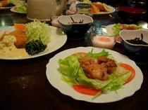 夕食サンプル2