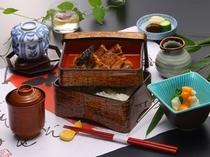 【小田温泉伝統の味 うな重】