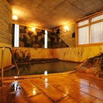 混浴大浴場(本館 湯治棟)