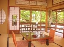 角部屋(竹の間)
