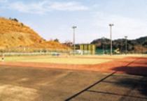 テニスコート(周辺施設)