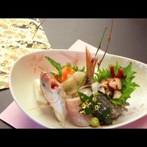 桜鯛 刺身