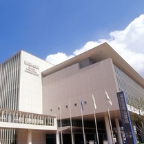 福岡国際会議場  築港地区まで約20分ほど