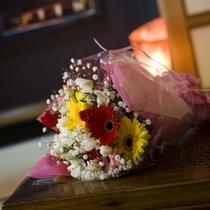 お祝いの花束イメージ