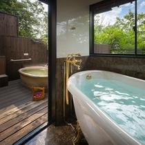 お部屋のお風呂一例