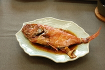 金目鯛の煮付け(2~3名に1匹)