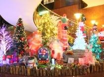 【ホテルイルミネーション】11月中旬~クリスマスイベント開催♪