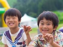 【夏イベント・ザリガニ釣り】