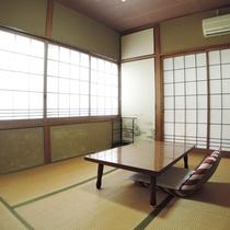 *【和室一例】6~10畳の和室をご予約人数に合わせてご用意いたします