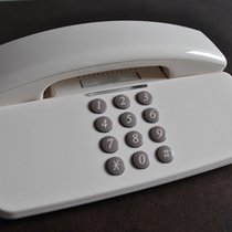 ☆電話☆24時間フロントマン常駐。いざというとき安心です。