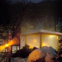 露天-冬(夜)