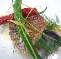 2013年9月_湯楽特選_魚料理 本日鮮魚グリル