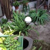 庭-ししおどし-