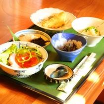 *健康的な朝ごはん(朝食一例)