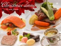 シェホシノクリスマスプラン★メニュー