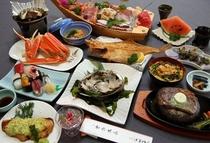 トップ海鮮フルコース