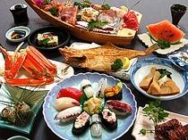越前旬彩寿司懐石