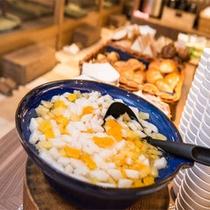朝食【デザート】